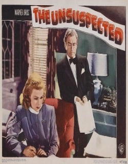 The Unsuspected (1947) - English