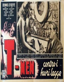 T-Men (1947) - English