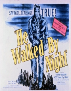 He Walked by Night (1948) - English