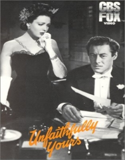 Unfaithfully Yours Movie Poster