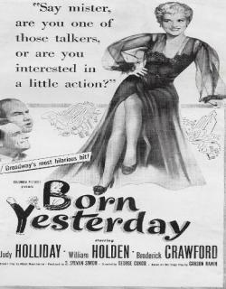 Born Yesterday (1950)