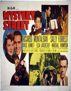 Mystery Street (1950) - English