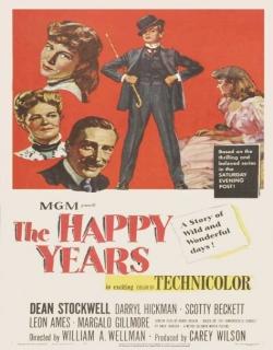 The Happy Years (1950) - English