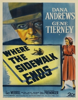 Where the Sidewalk Ends Movie Poster