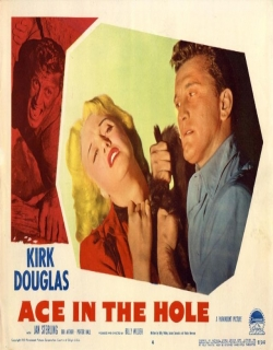 Ace in the Hole Movie Poster