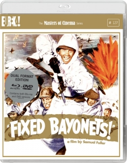 Fixed Bayonets! Movie Poster