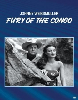 Fury of the Congo Movie Poster