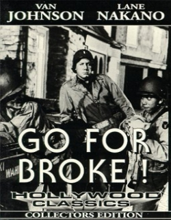 Go for Broke! Movie Poster