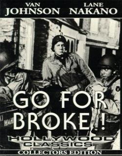 Go for Broke! Movie Poster