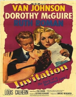 Invitation (1952) - English