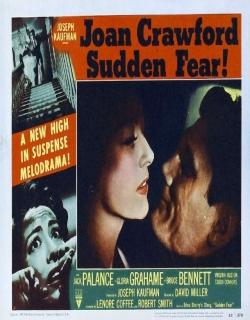 Sudden Fear (1952) - English