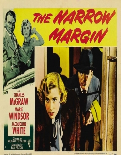 The Narrow Margin (1952) - English