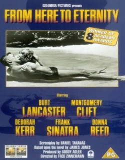 From Here to Eternity Movie Poster