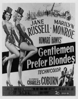 Gentlemen Prefer Blondes (1953) - English