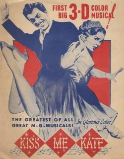 Kiss Me Kate (1953) - English