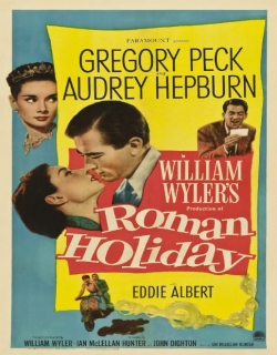 Roman Holiday (1953) - English