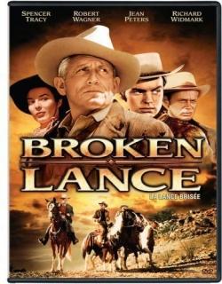 Broken Lance (1954) - English