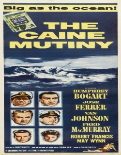 The Caine Mutiny (1954) - English