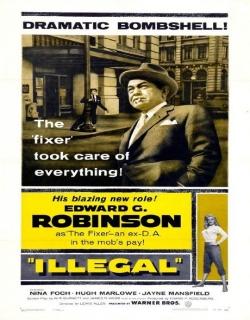 Illegal (1955) - English