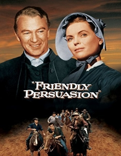 Friendly Persuasion Movie Poster
