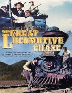 The Great Locomotive Chase (1956) - English