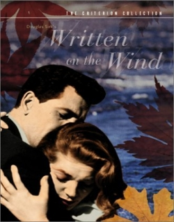 Written on the Wind Movie Poster