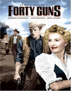 Forty Guns Movie Poster