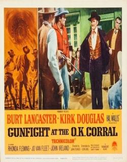 Gunfight at the O.K. Corral (1957) - English