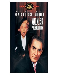 Witness for the Prosecution Movie Poster