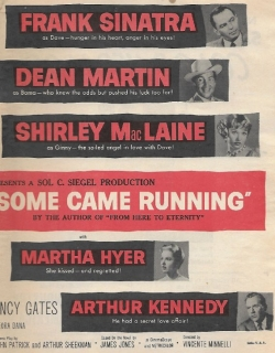 Some Came Running (1958) - English