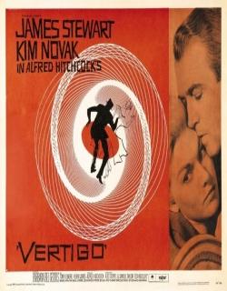 Vertigo Movie Poster