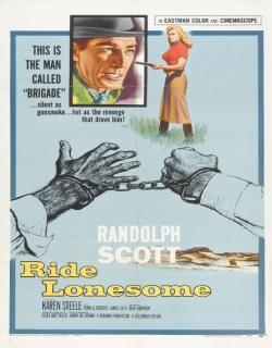 Ride Lonesome (1959) - English