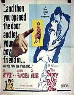 The Story on Page One (1959) - English