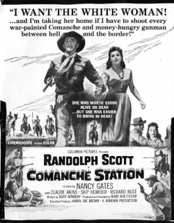 Comanche Station (1960) - English