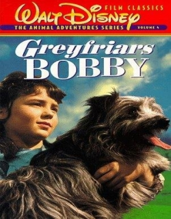 Greyfriars Bobby: The True Story of a Dog Movie Poster