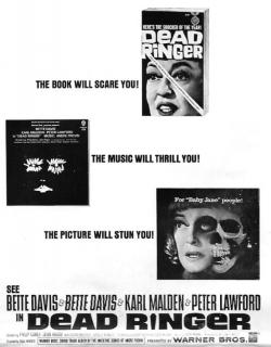 Dead Ringer (1964) - English