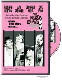 The Night of the Iguana (1964) - English