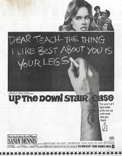 Up the Down Staircase Movie Poster