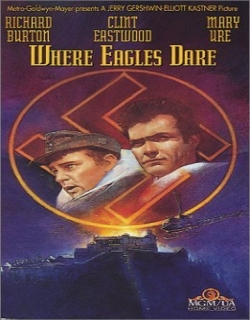 Where Eagles Dare Movie Poster