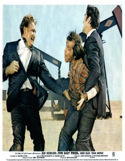 Five Easy Pieces Movie Poster