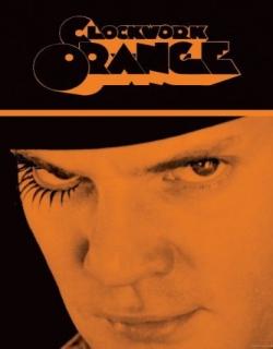 A Clockwork Orange Movie Poster