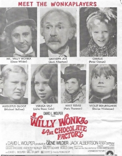 Willy Wonka & the Chocolate Factory (1971) - English