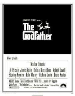 The Godfather (1972) - English