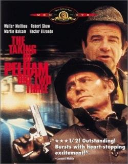 The Taking of Pelham One Two Three (1974) - English