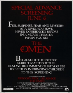 The Omen (1976) - English