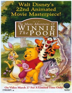 The Many Adventures of Winnie the Pooh (1977) - English