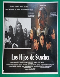 The Children of Sanchez (1978) - English