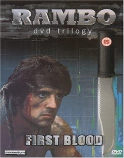First Blood Movie Poster