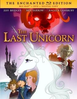 The Last Unicorn (1982) - English