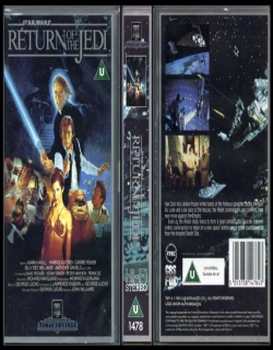 Star Wars: Episode VI - Return of the Jedi (1983) - English